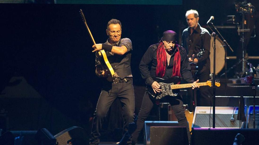 Bruce Springsteen concert in South Africa