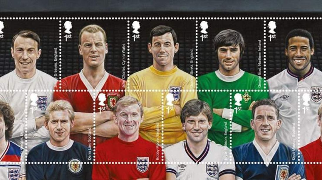 royal mail fa stamps