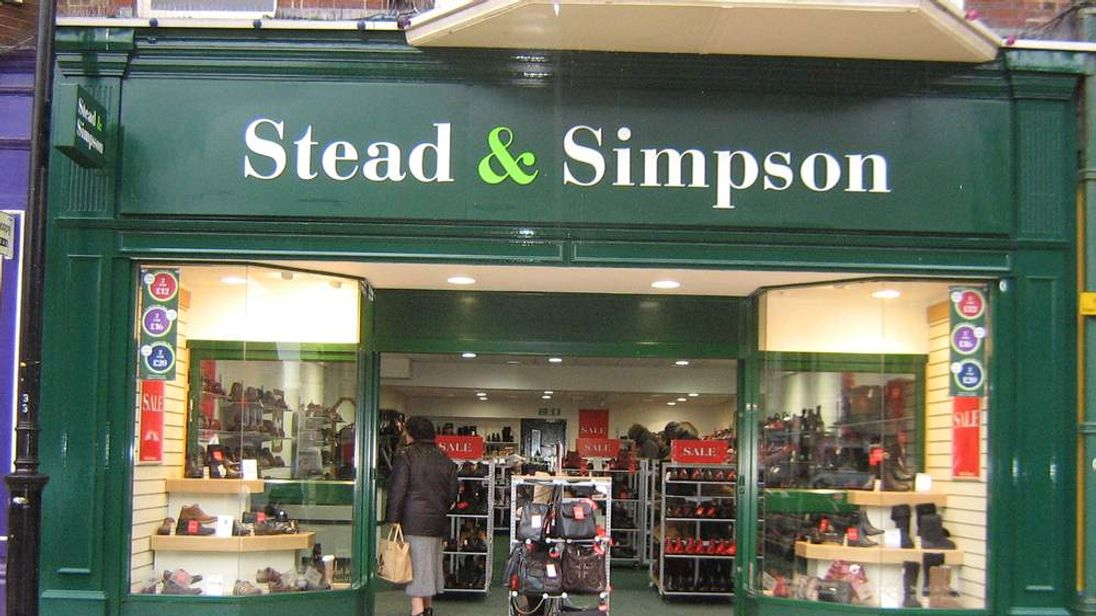 Stead & Simpson store