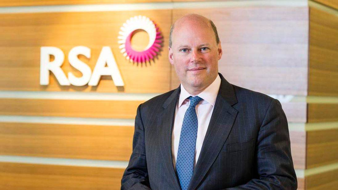 Stephen Hester is the chief executive of RSA Insurance Group