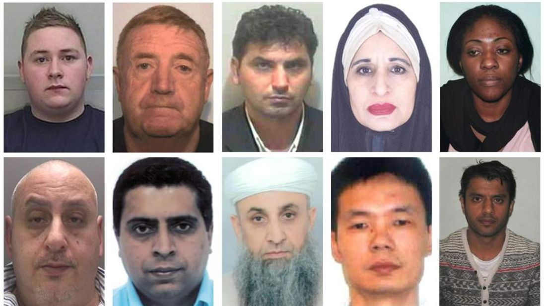 UK's Most Wanted Tax Fugitives