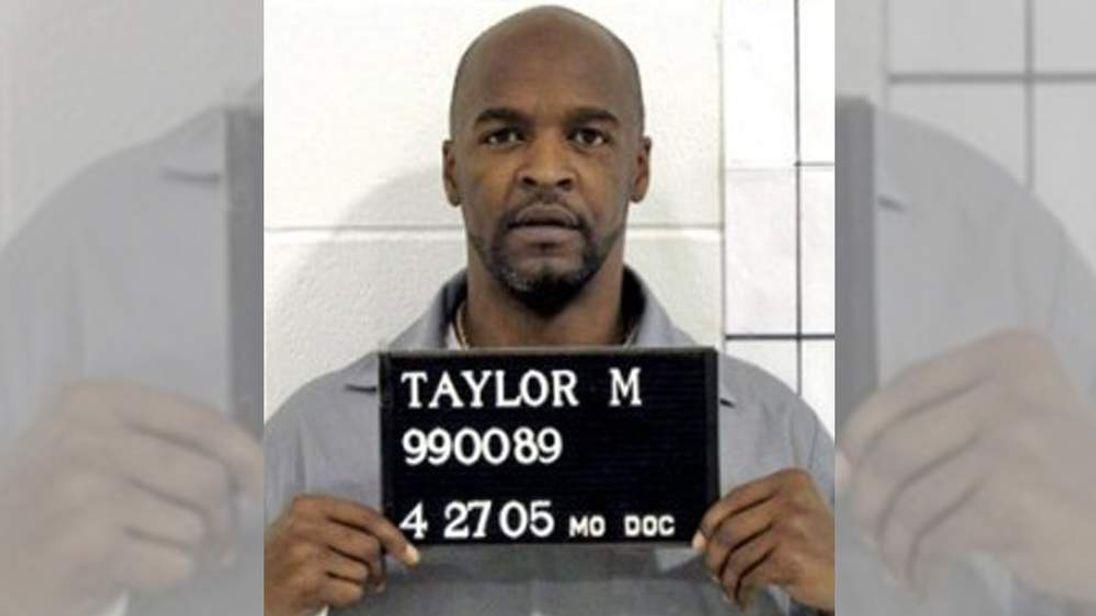 Missouri death row inmate Michael Taylor