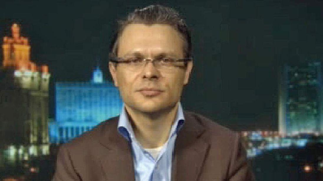 Ivan Tchakarov, chief economist at the Russian investment bank, Renaissance