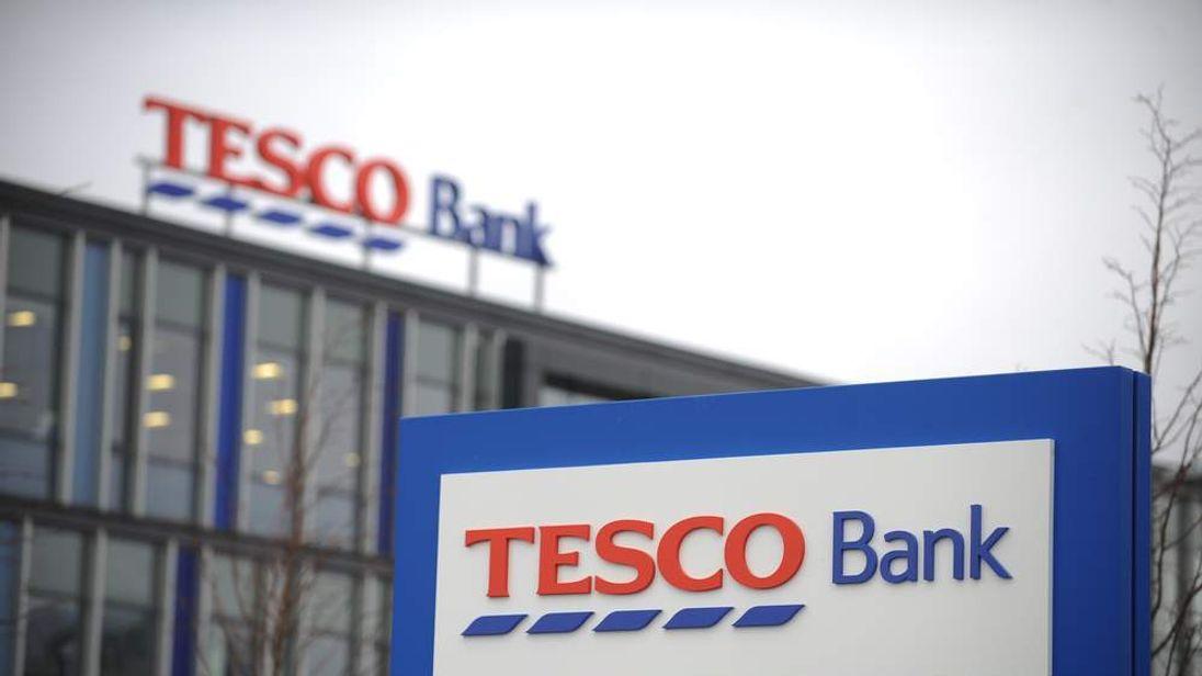 Tesco Bank Office
