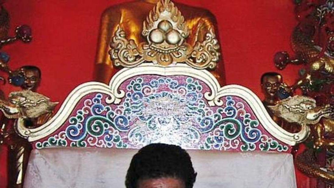 Akong Rinpoche aka Tarap Shetrup Akong