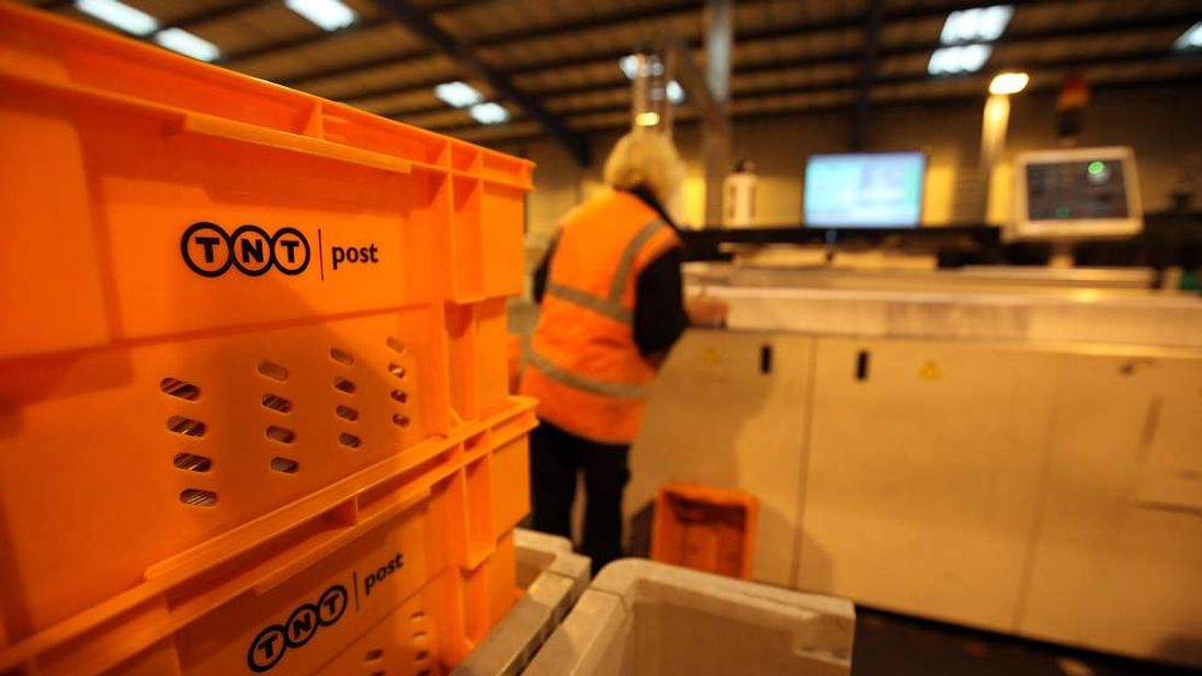 Businesses Attempt To Service Their Customers Despite Royal Mail Strike
