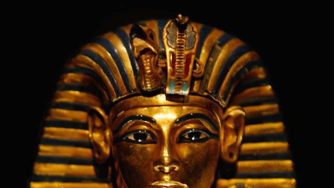 Tutankhamun Exhibiton Opens At The O2