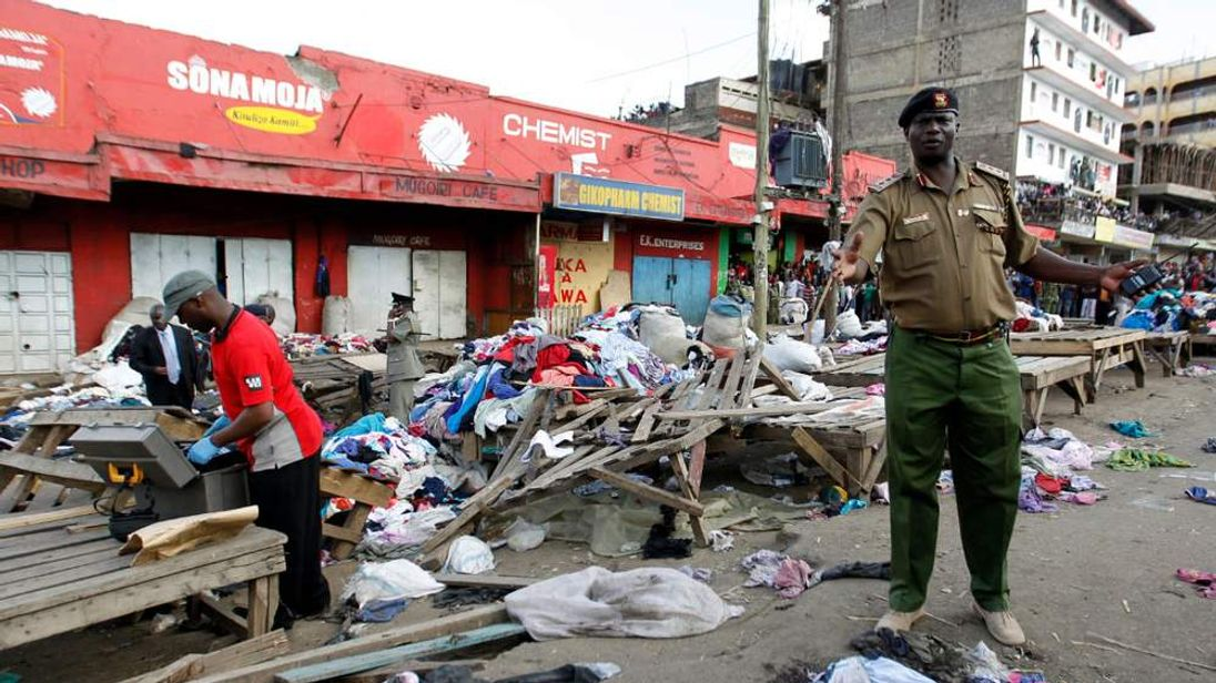 Kenya: Two bombs have exploded