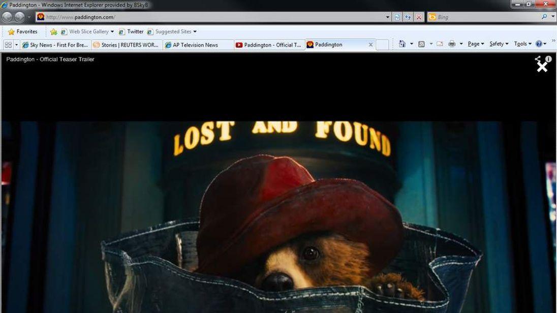 Padding Bear film