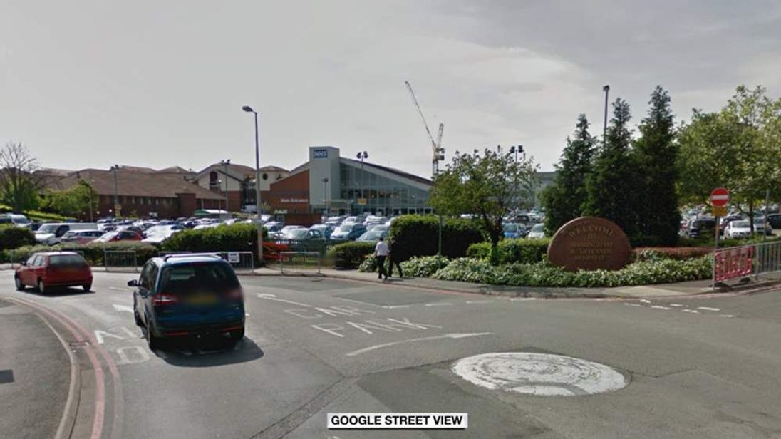 Birmingham's Heartlands Hospital