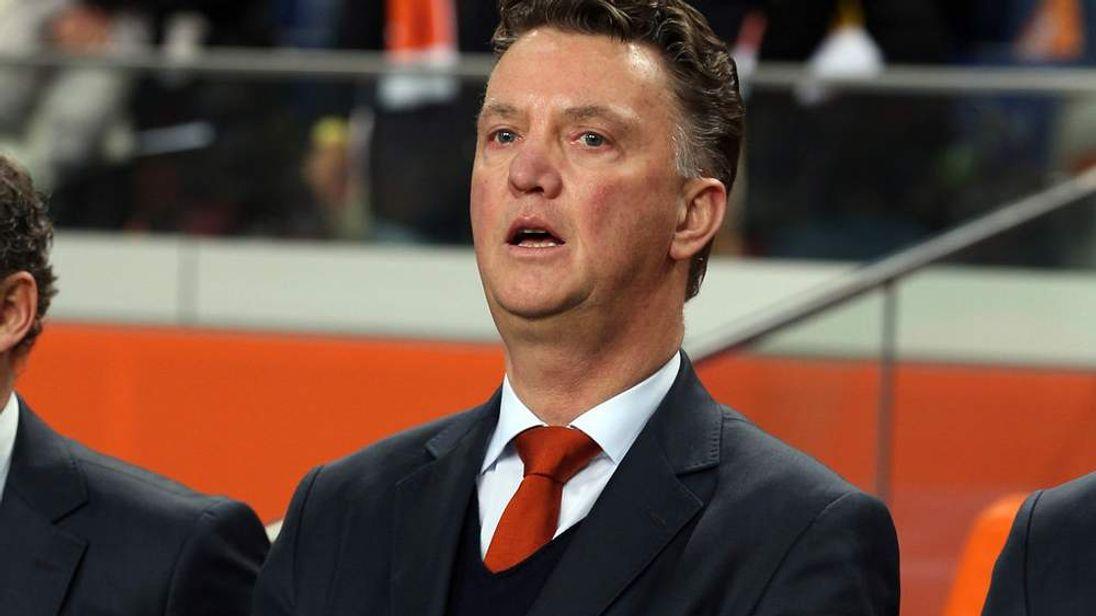 Van Gaal: United No 1