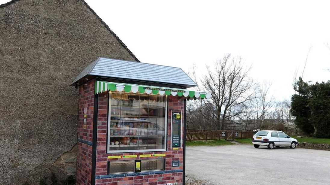 Village vending machine