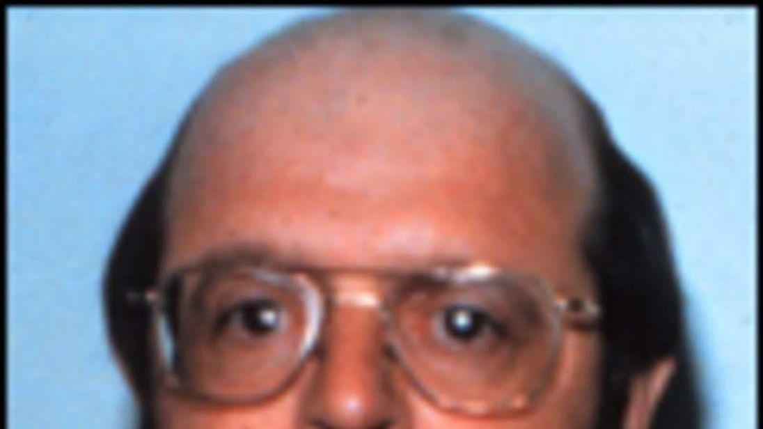 Convicted spy John Walker