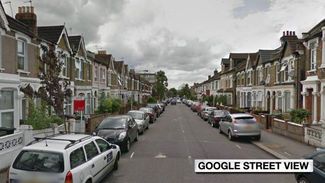 Google Street View of Hatherley Road, Walthamstow