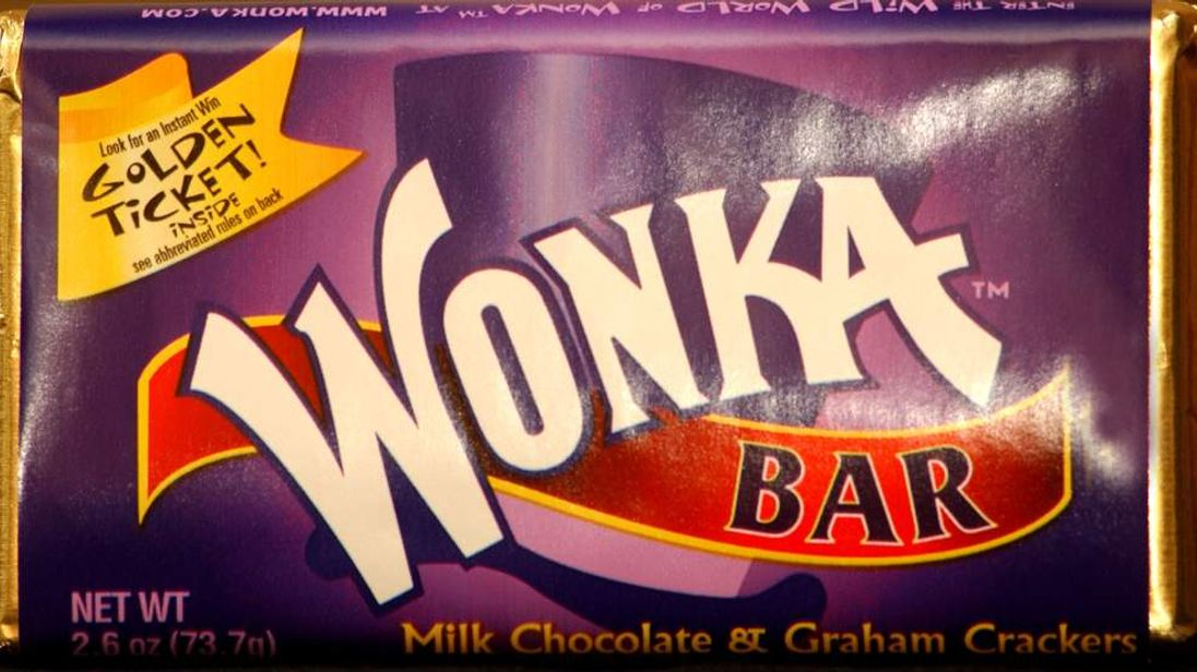 Fake Willy Wonka Chocolate Bar Warning For UK