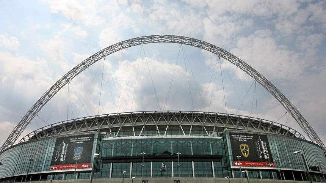 FA headquarters at Wembley