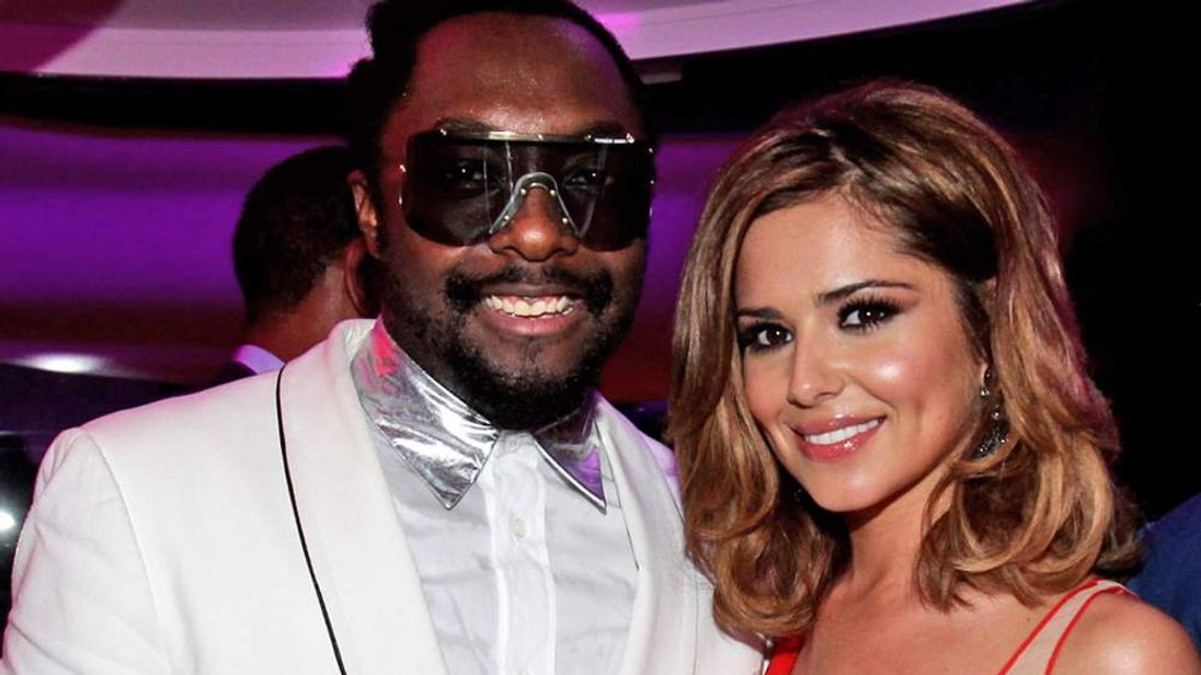 Will I am and Cheryl Cole