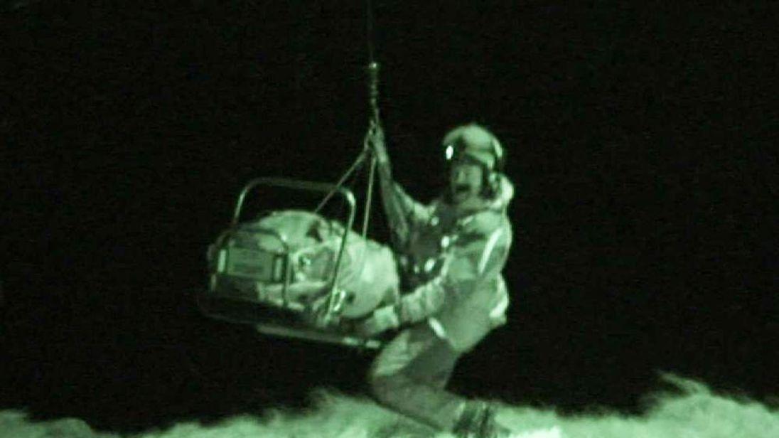 The Glencoe Mountain Rescue Team