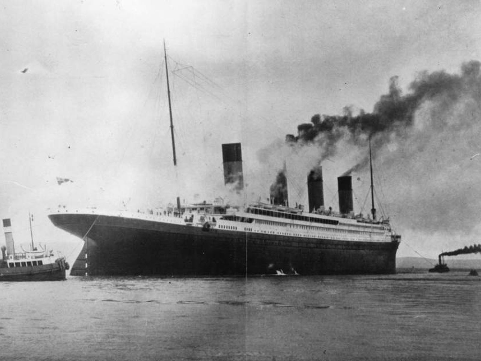 why did the titanic sank 100 years ago today, the titanic ran into some trouble obviously we know the iceberg was the cause, but what exactly did the iceberg damage that caused the ship to snap in half and fall to the bottom of the atlantic ocean.