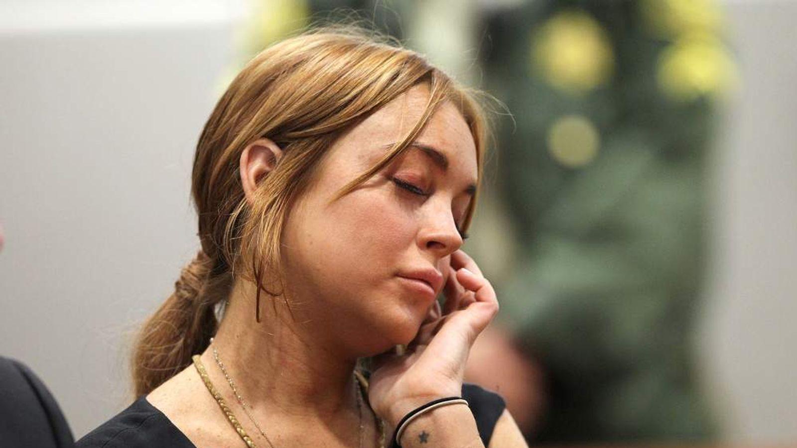 Lindsay Lohan avoids trial, gets rehab — again - nj.com