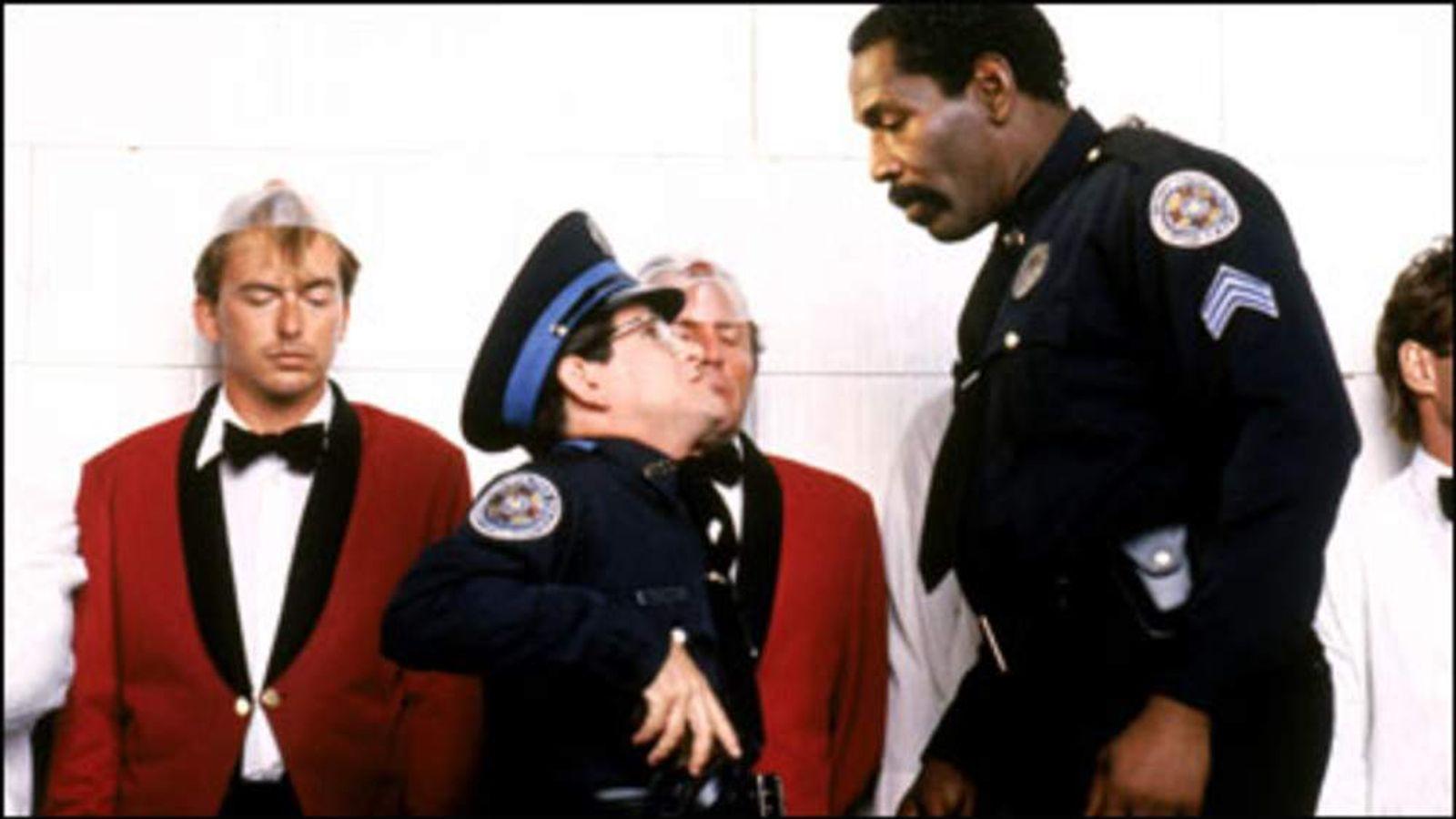 Police Academy Hightower