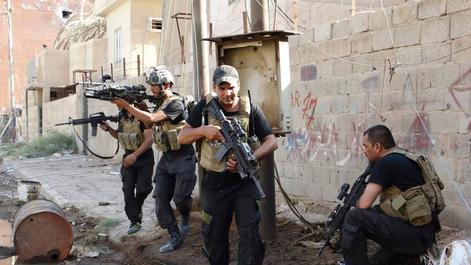an analysis of the united states fight on iraq The iraq war: bush's biggest blunder and worst-case analysis70 the united states had no reliable intelligence there was some tough fighting and.