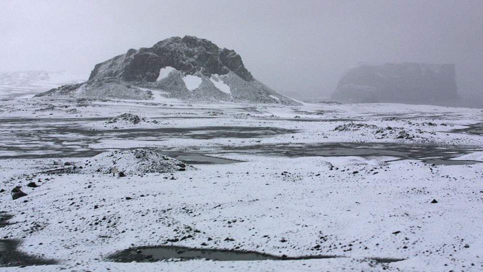 Antarctica Sets 95c Record Low Temperature World News