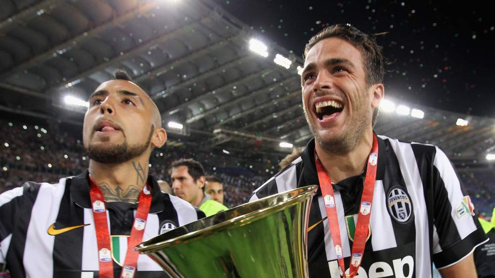 55d0fdce8 Juve End 20-Year Wait And Win Coppa Italia
