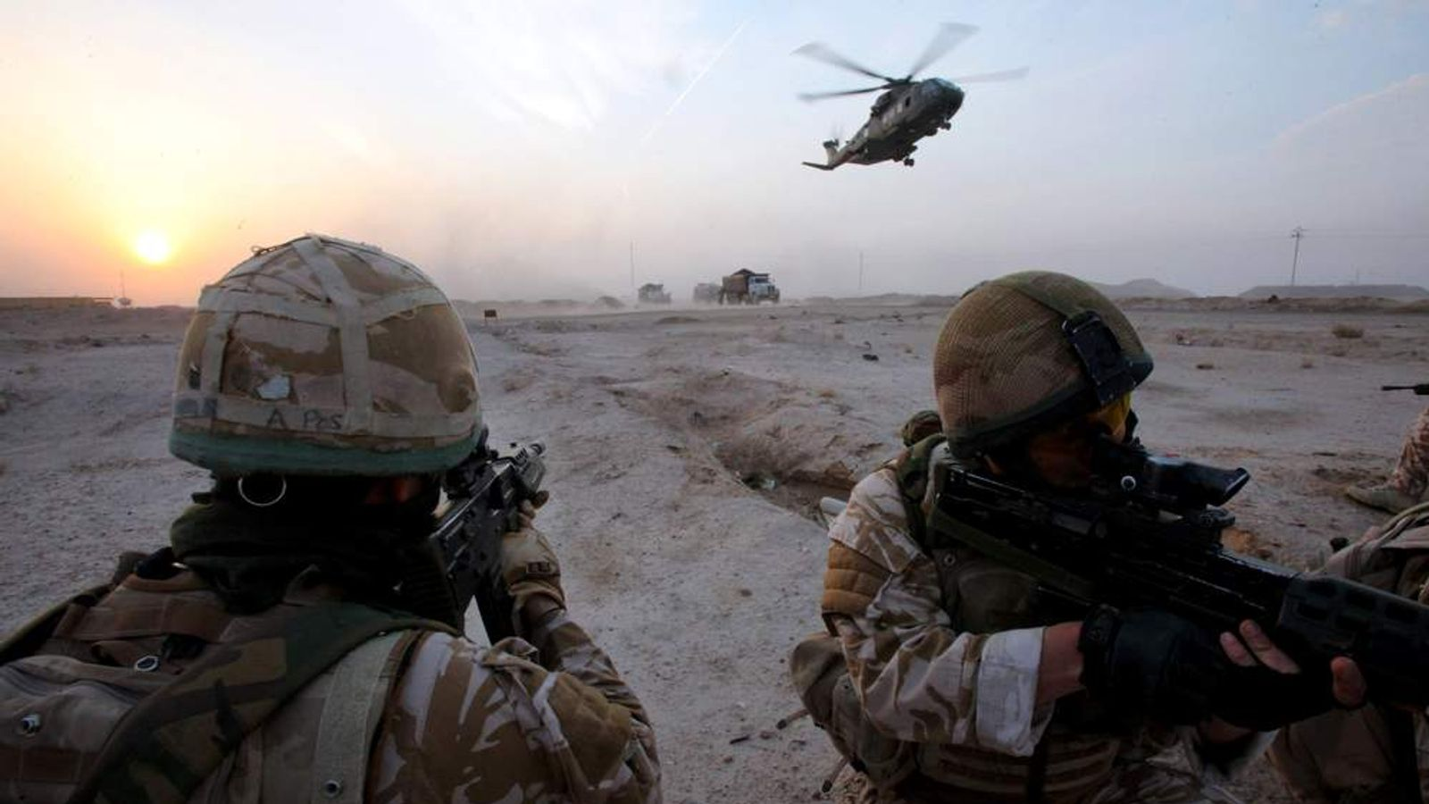 countries involved on the iraq war Because kuwait was drilling oil in an area that hussein believed belonged to iraq why did the us get involved in the iraq war iraq invaded kuwait so the oil rich countries were nervous that iraq would invade them.