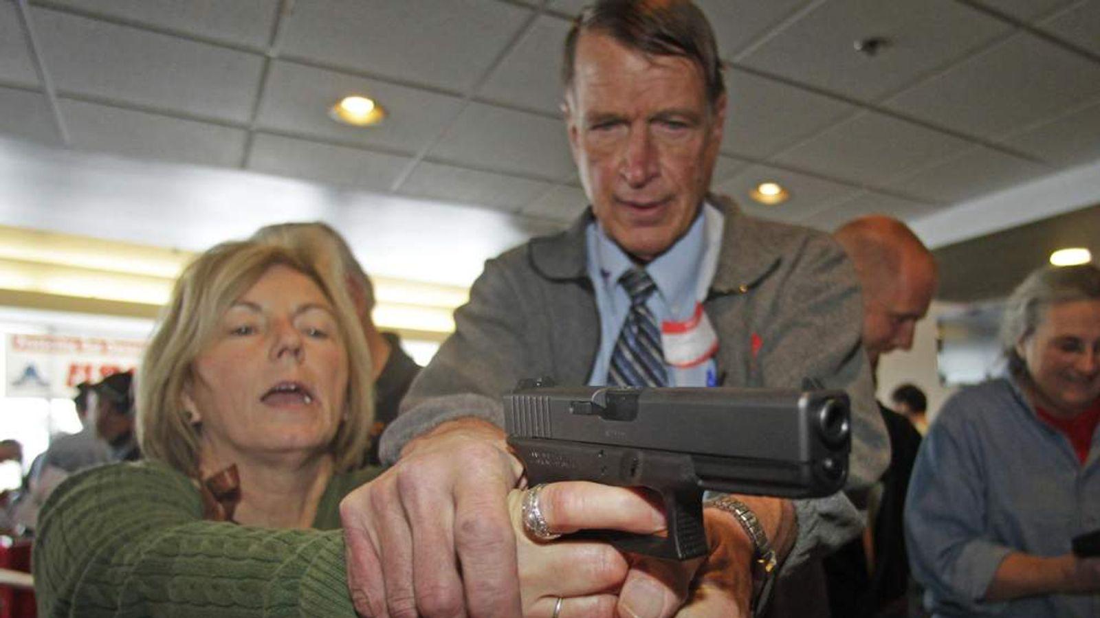 teachers carrying guns essay