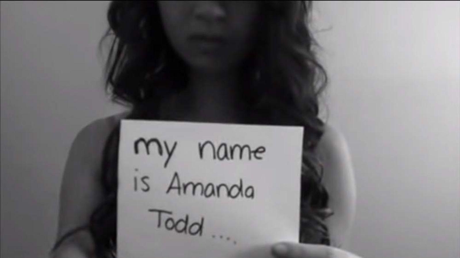 Amanda Todd Suicide Mans Arrest Linked To Case