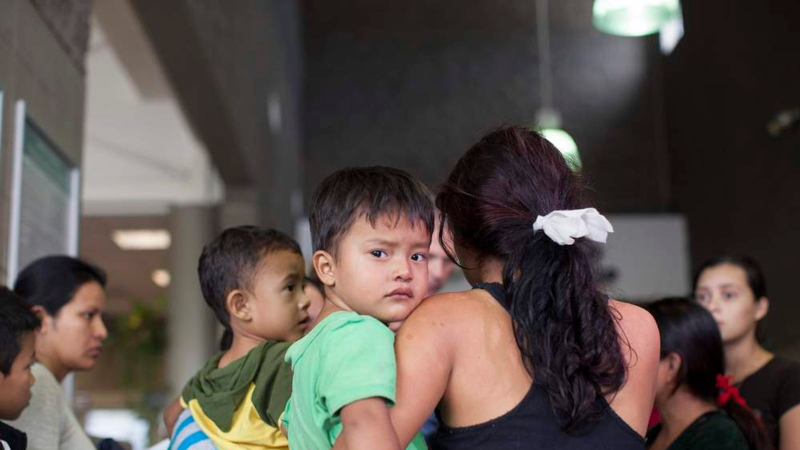 an examination of child migration from central america