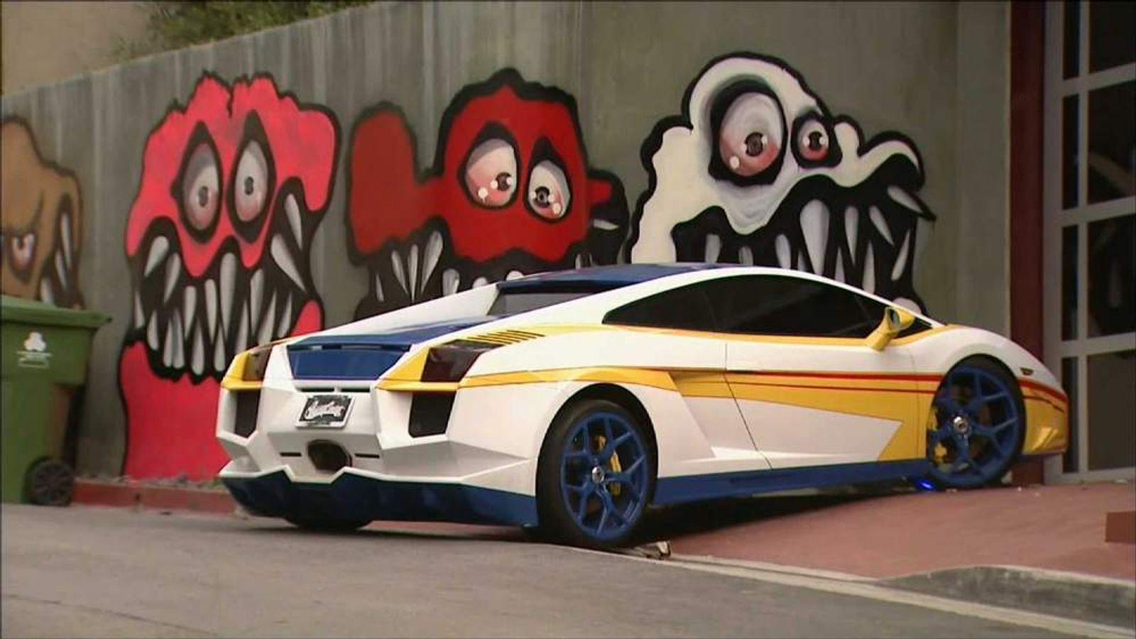 Chris Brown Cars: Chris Brown's 'Devil' Art Sparks Complaints