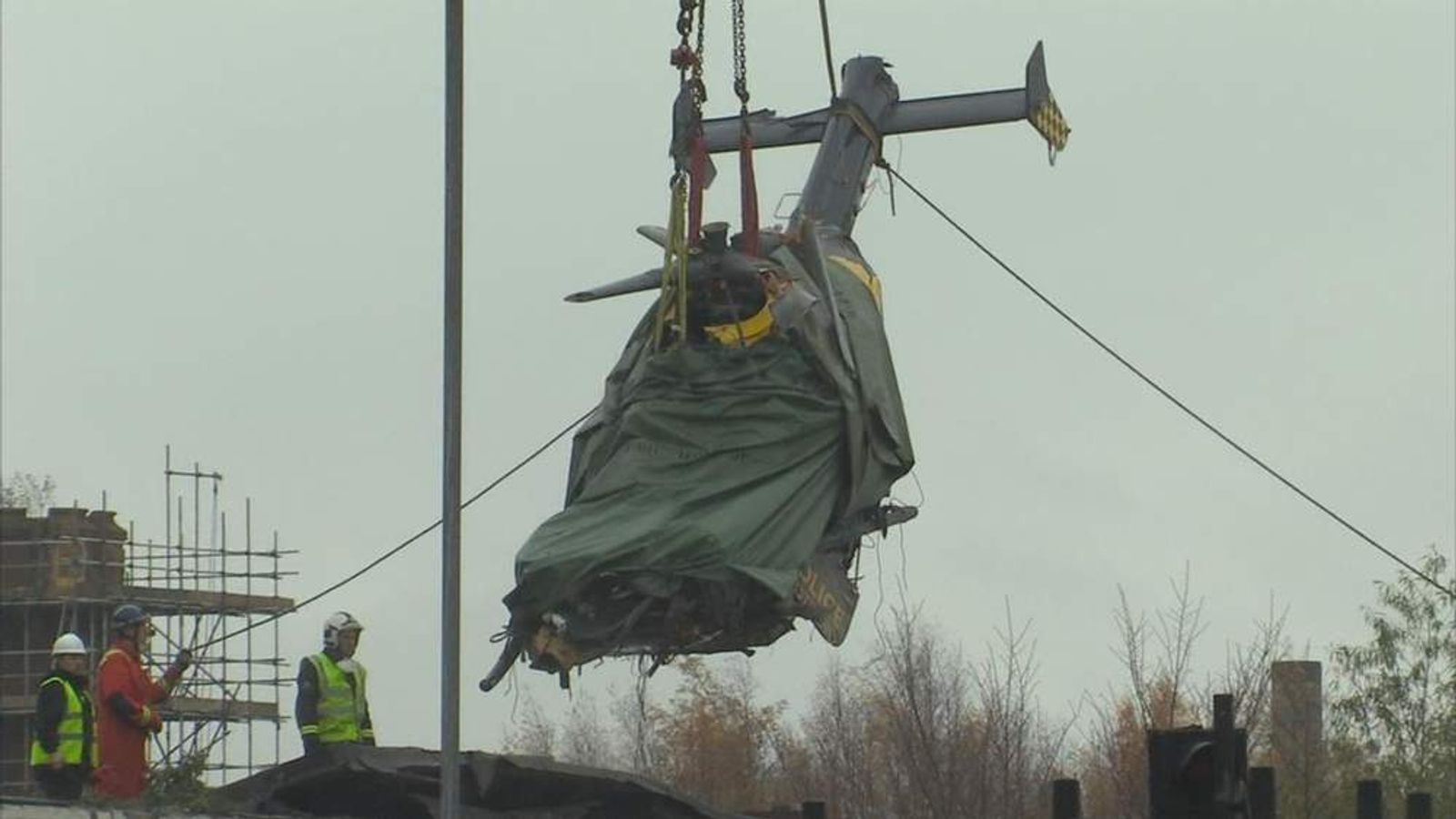 clutha helicopter crash victims remembered