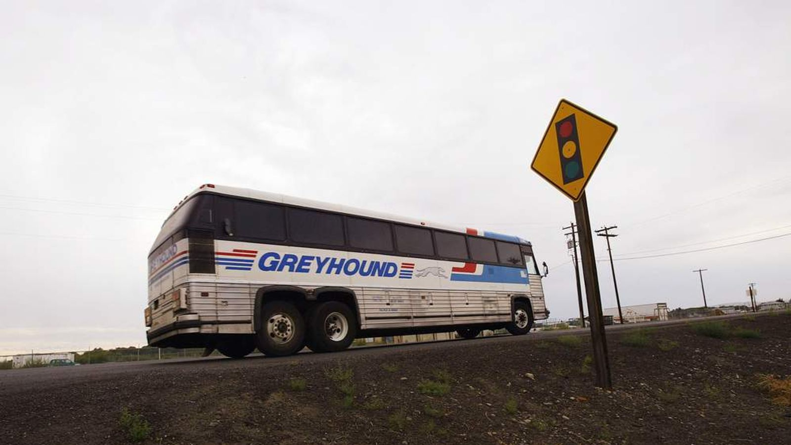 Greyhound Bus American Icon Marks 100 Years
