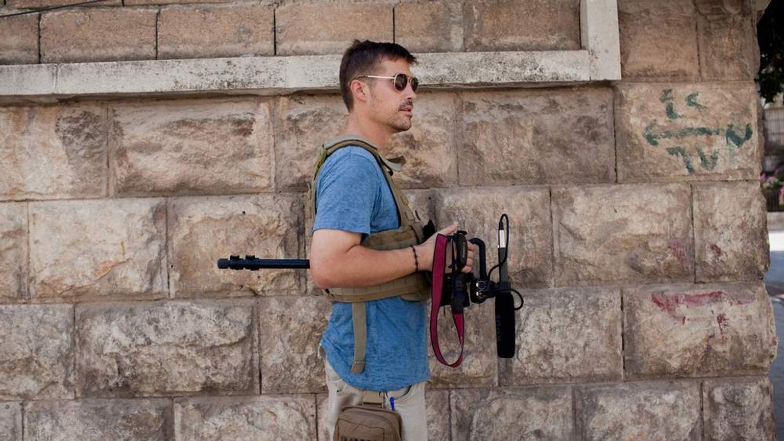 James Foley Video