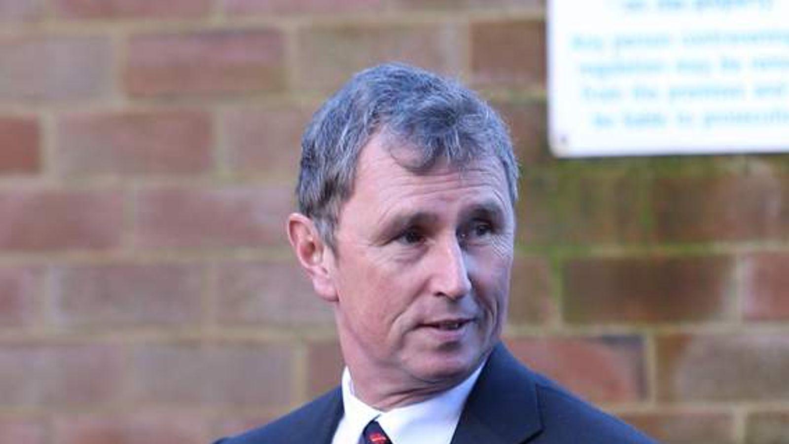 Nigel Evans Sex Trial: Tories Were Told   Politics News