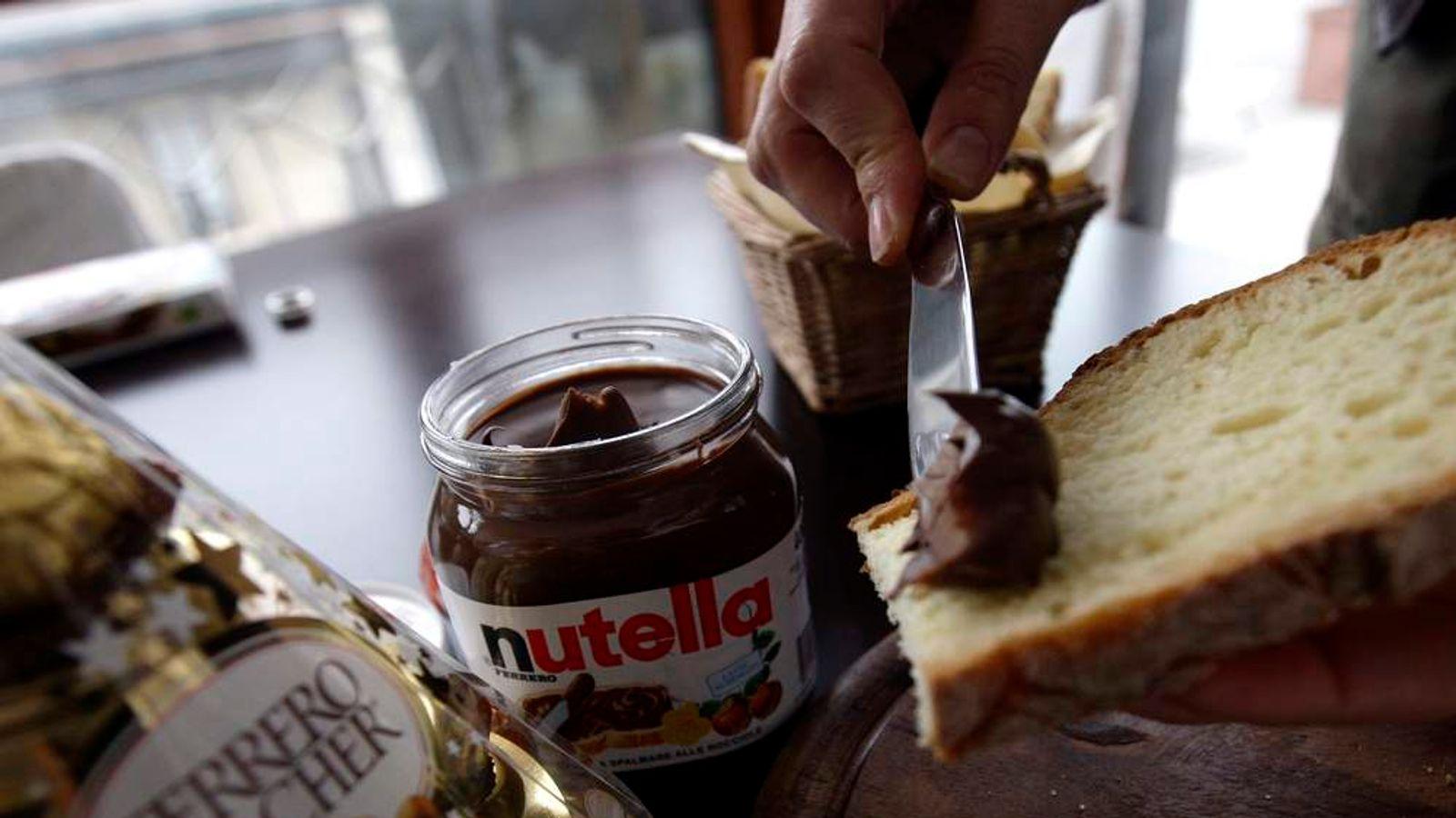 Nutella Online Adventskalender