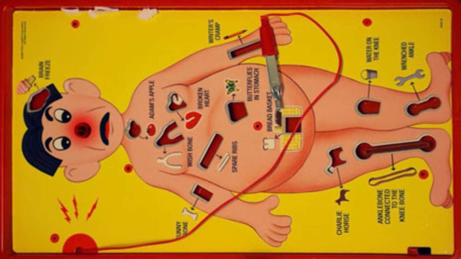 Image result for operation board game