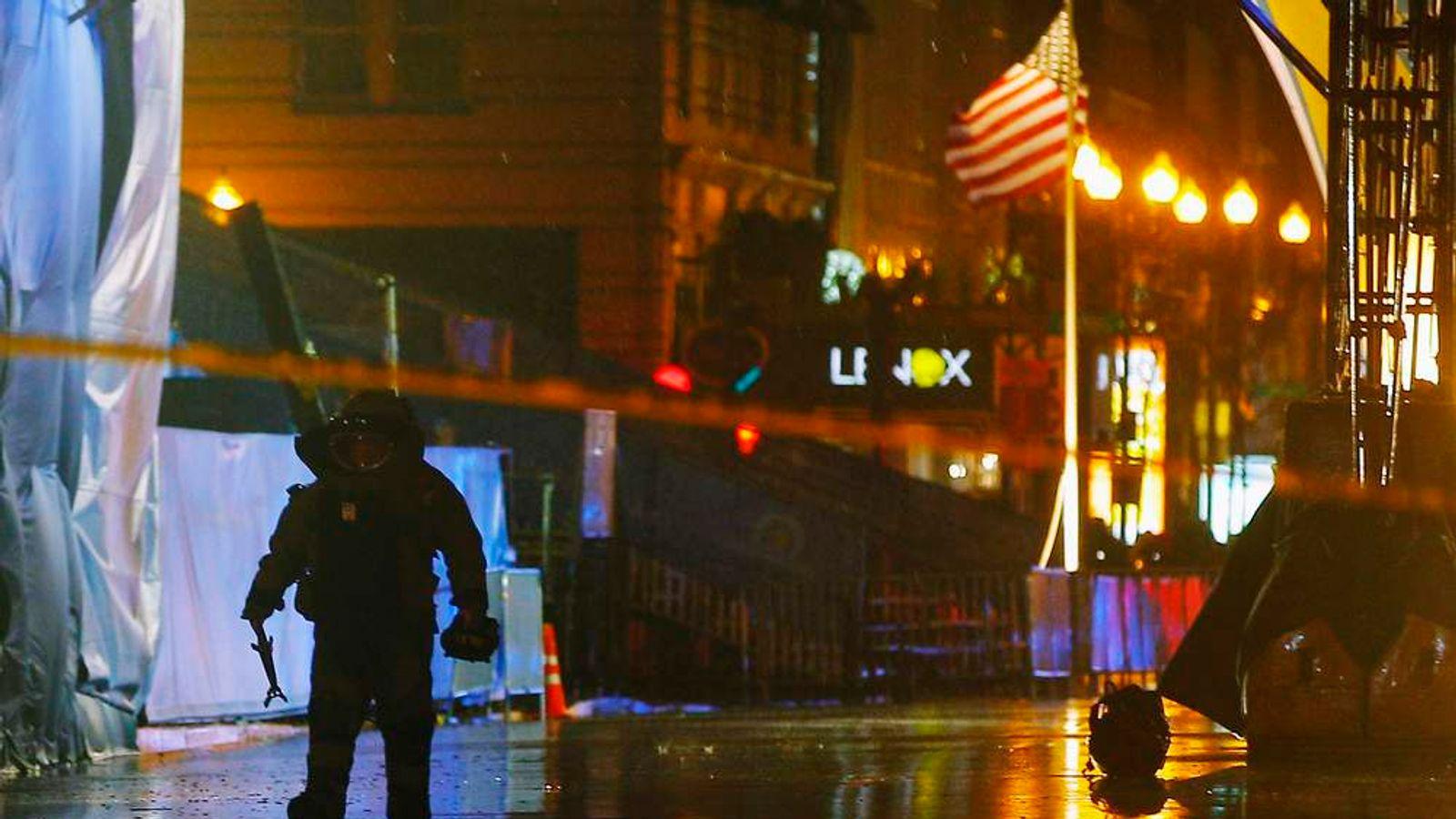 964e8b31715b Bomb Scare On Boston Attack Anniversary