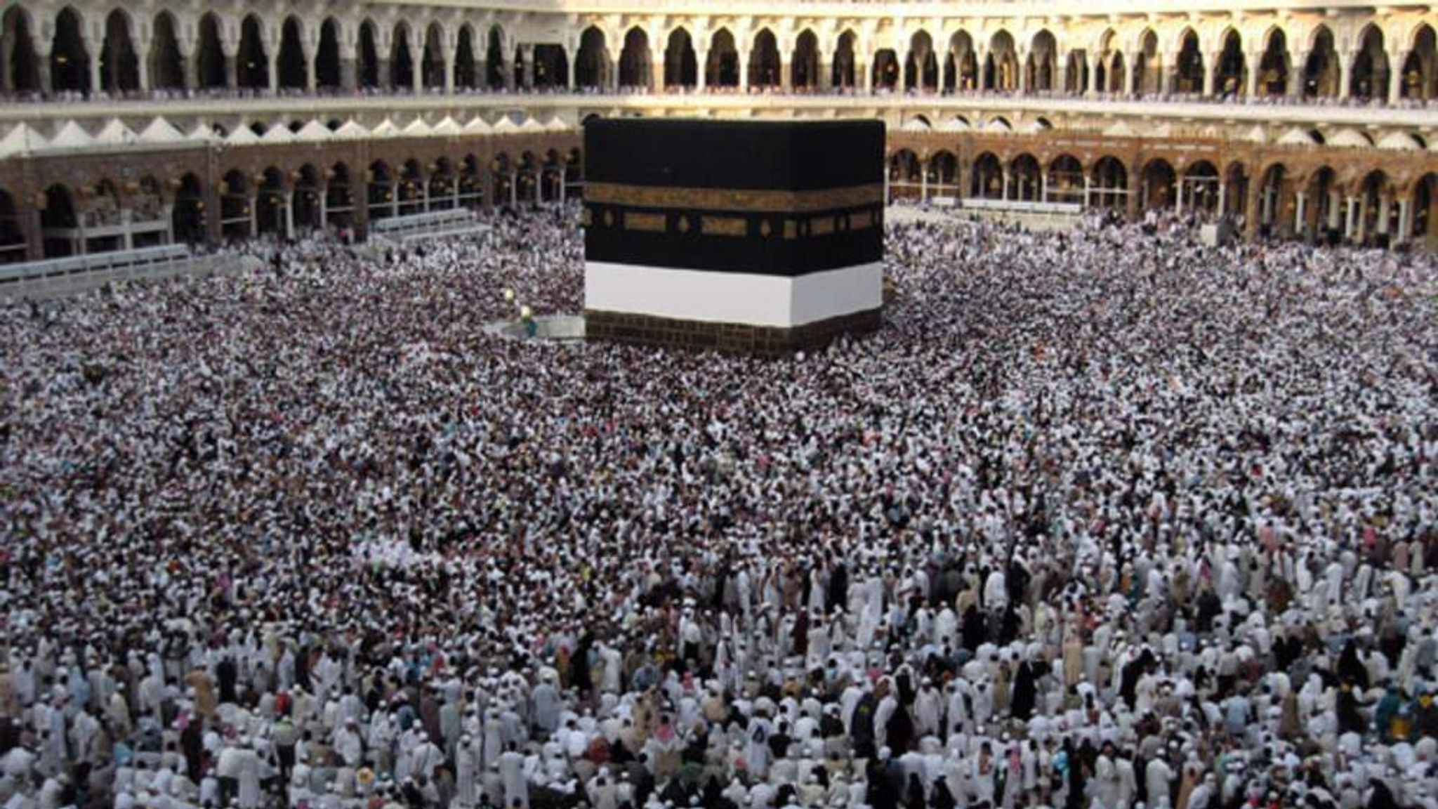 the spiritual experience of the hajj an annual worldwide pilgrimage to the kaba These are the environmental remnants of the world's largest annual pilgrimage the antithesis to the once-in-a-lifetime spiritual experience that is hajj.