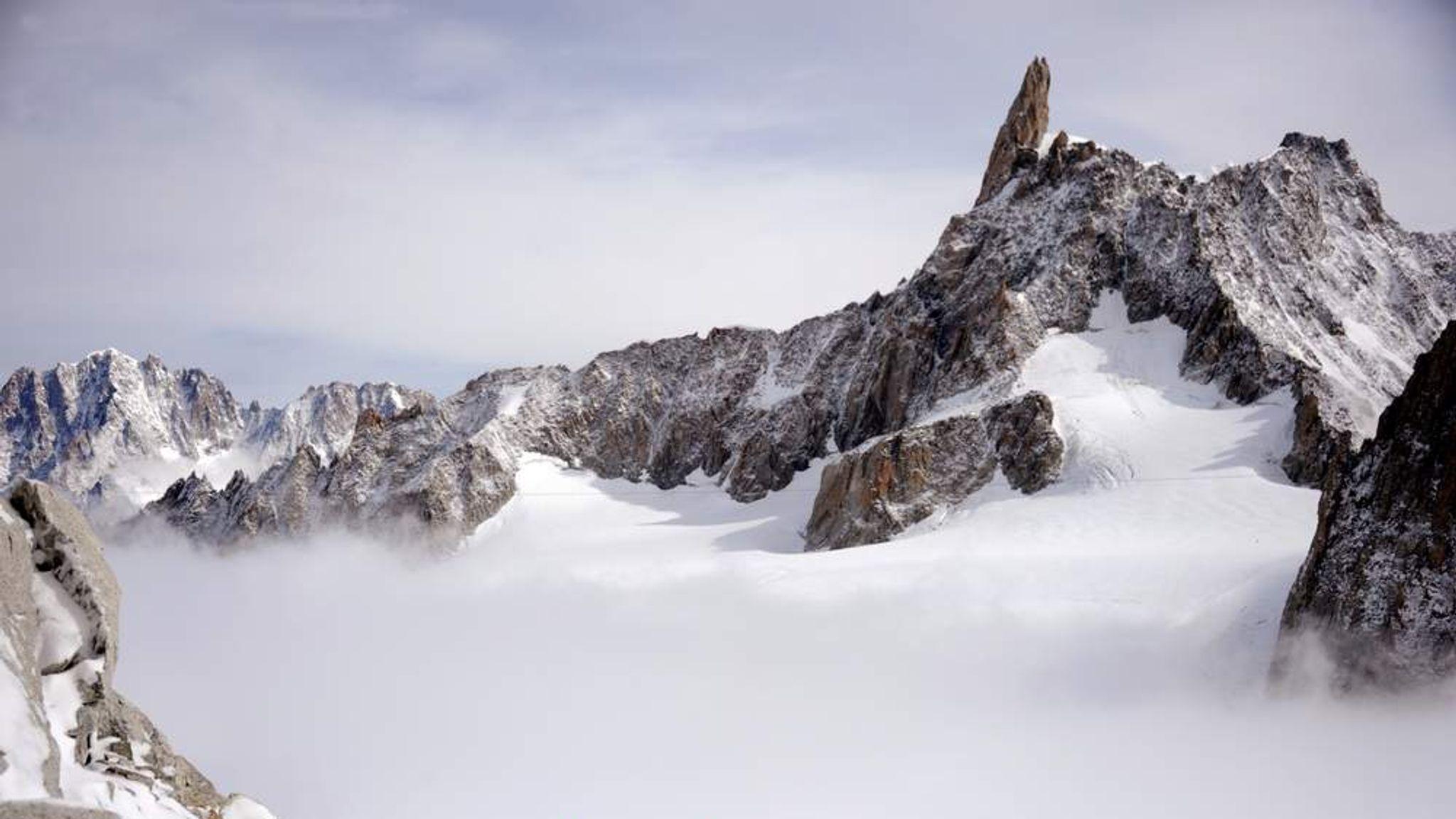 Two Irish Climbers Killed In Mont Blanc Fall World News