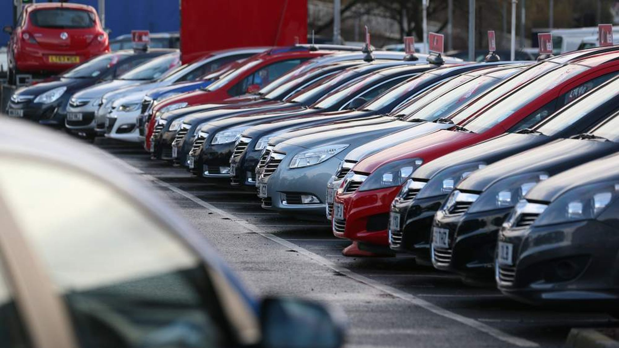 Motor finance shake-up to save car buyers £165m a year