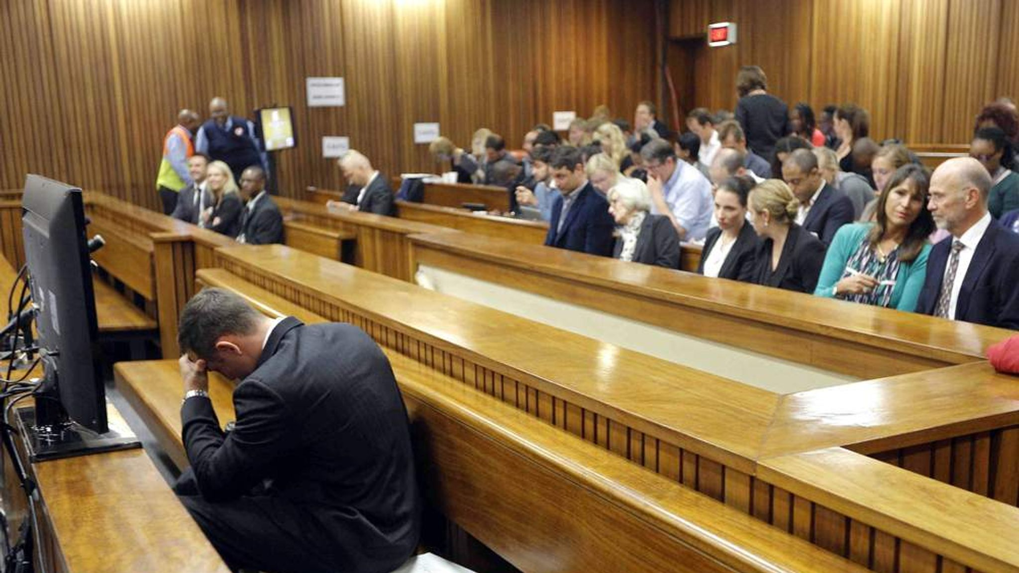 cameras in court How can the answer be improved.