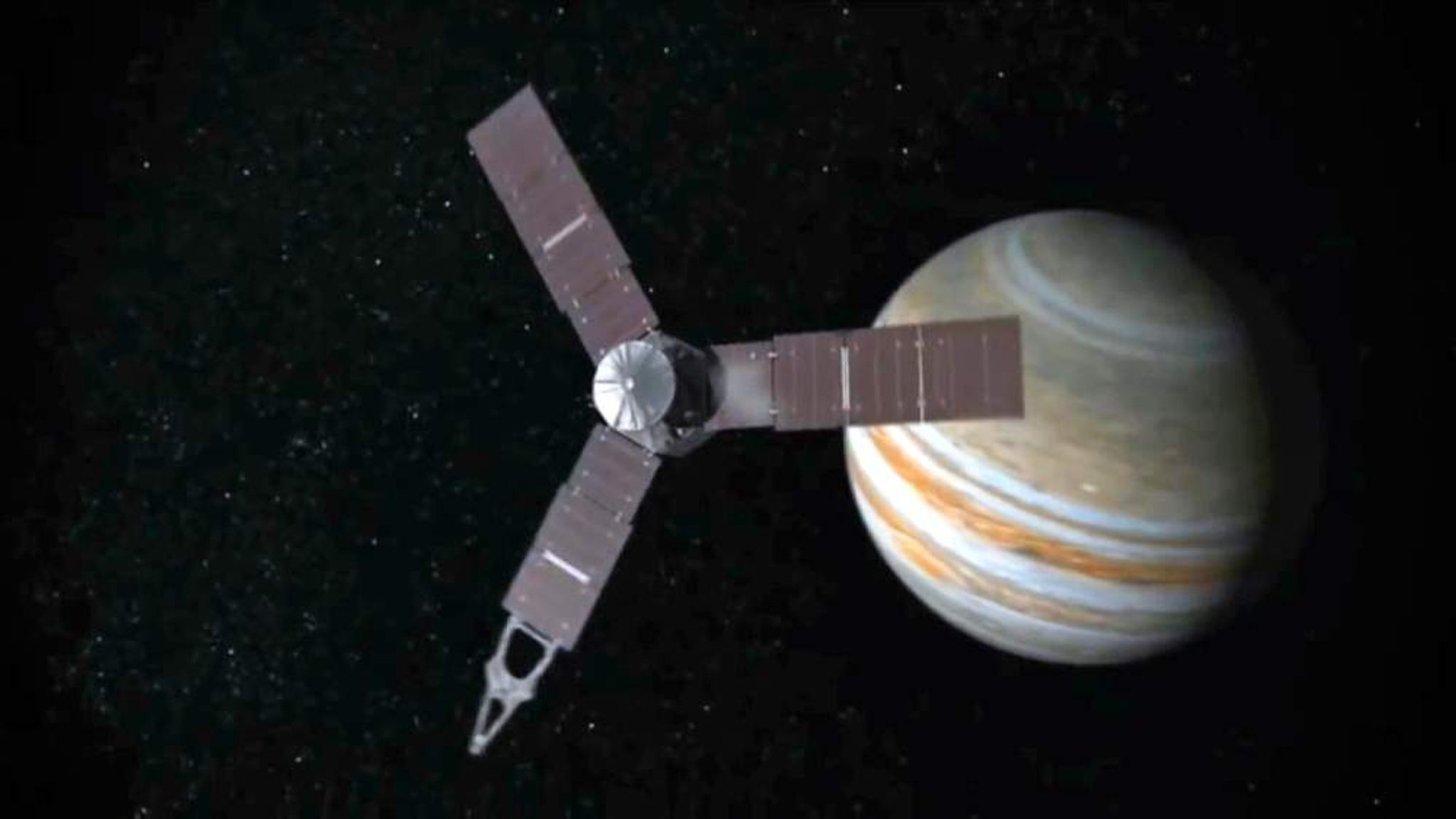 planet nasas juno spacecraft - HD 1536×768