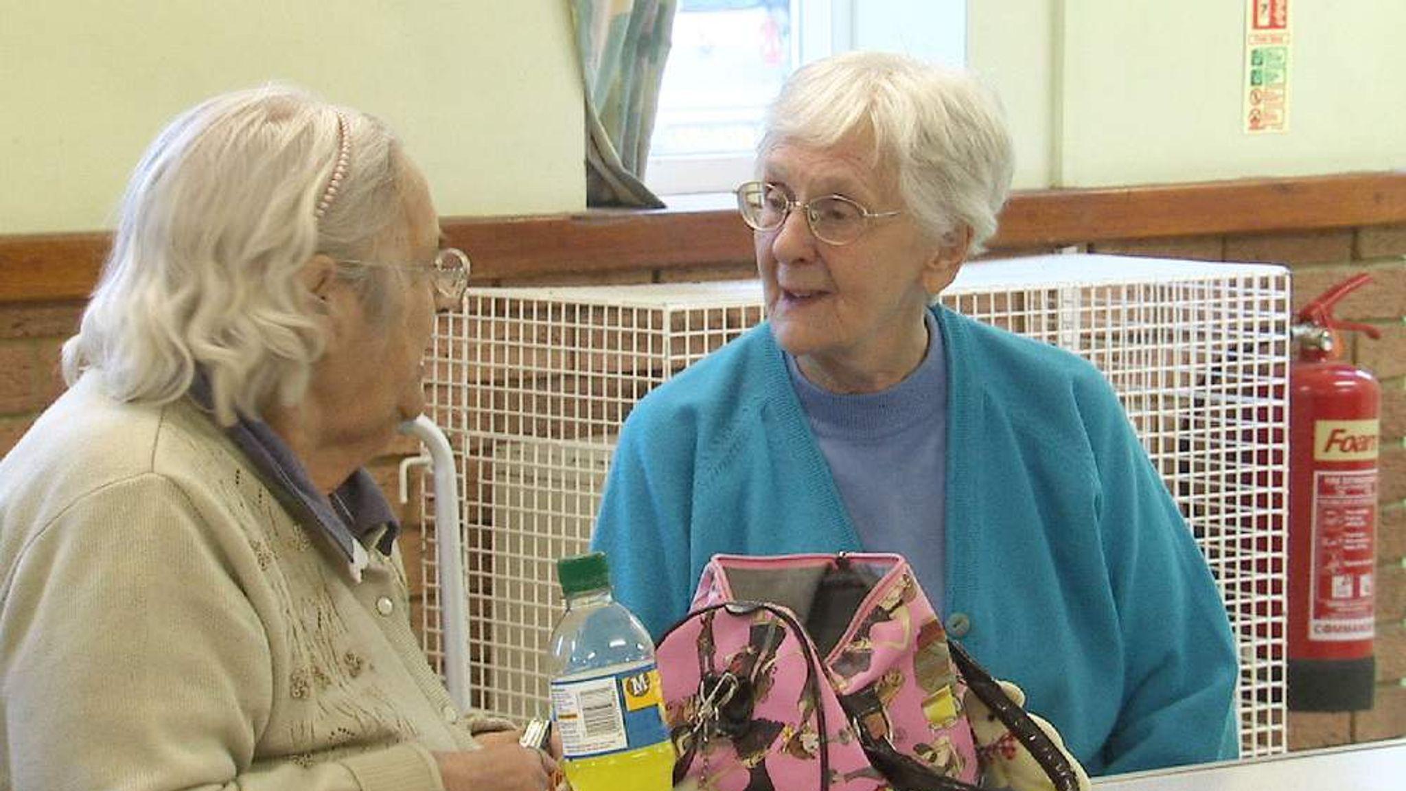 Food Poverty: 1 5m UK Pensioners Struggling | UK News | Sky News