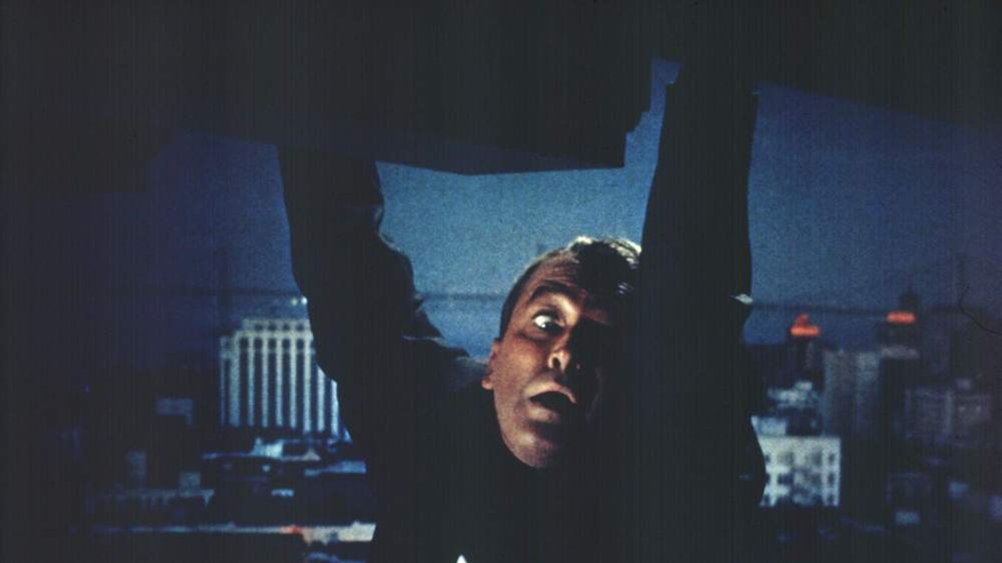 analysis of the suspense of vertigo None of hitchcock's movies are as viscerally unsettling as vertigo, and no scene in that greatest of all his films is more deeply, eerily moving than the green neon one that unfolds in a cheap san francisco hotel.