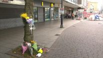 Scene of attack in Greater Manchester
