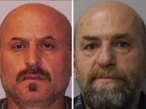 Mumin Sahin, 47, and Emin Ozmen, 51