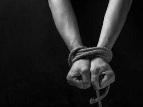 Slavery (file pic)